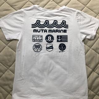 muta ムータ Tシャツ 新品(Tシャツ(半袖/袖なし))