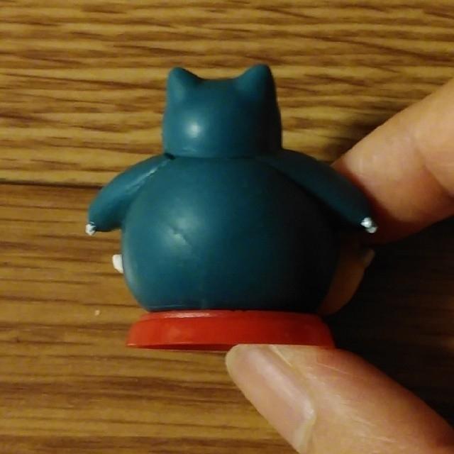 ポケモン(ポケモン)のポケットモンスター カビゴン エンタメ/ホビーのおもちゃ/ぬいぐるみ(キャラクターグッズ)の商品写真