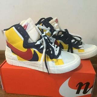 NIKE - Sacai x Nike Blazer Mid BV0072-700