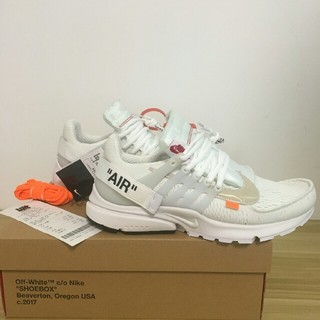 NIKE - NIke off-white AIR PRESTO