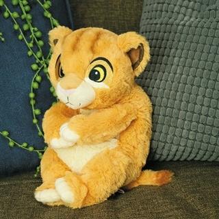 Disney - ライオンキング ★ あそんでシンバ ぬいぐるみ