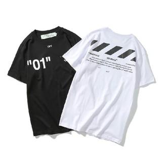 OFF-WHITE - オフホワイト 半袖 Tシャツ  メンズ レディース プリント OFF-WHITE