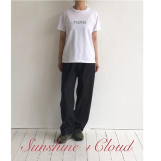 新品⭐️SUNSHINE+CLOUD S/S TEE (Tシャツ/カットソー(半袖/袖なし))