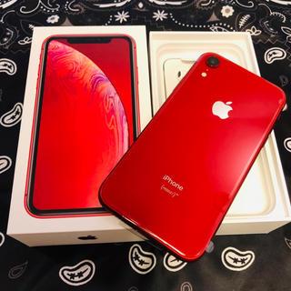 Apple - 新品未使用 SIMフリー iPhoneXR 128GB