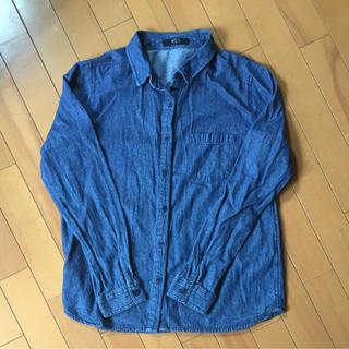AZUL by moussy - アズールバイマウジーのデニムシャツ