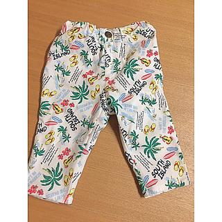 babyGAP - ハワイ やし柄パンツ