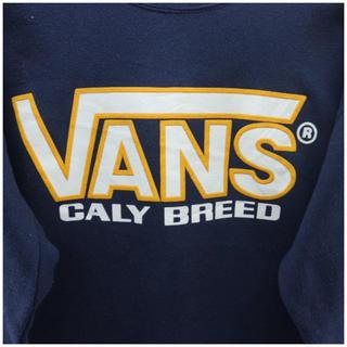 ヴァンズ(VANS)の希少! Vans 80s Vintage スウェット Discussタグ USA(トレーナー/スウェット)