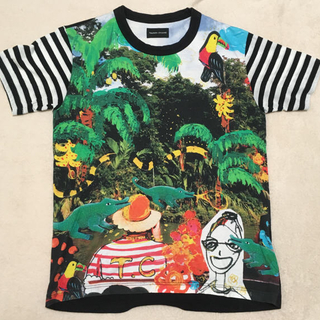 ツモリチサト(TSUMORI CHISATO)のツモリチサト  Tシャツ サイズ2(Tシャツ/カットソー(半袖/袖なし))