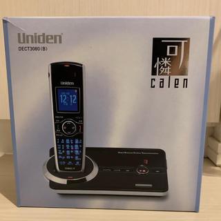 Uniden デジタルコードレス留守番電話機