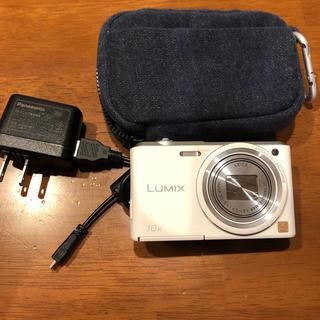 Panasonic - LUMIX DMC-SZ3 光学10倍 ホワイト