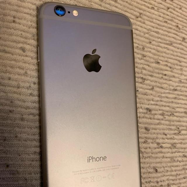 iPhone(アイフォーン)のiphone6 ジャンク スマホ/家電/カメラのスマートフォン/携帯電話(スマートフォン本体)の商品写真