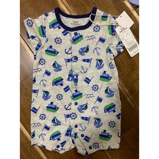 ampersand - ロンパース 60 baby ampersand ベビー服 赤ちゃん