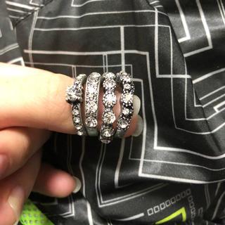 フォーエバートゥエンティーワン(FOREVER 21)の指輪セット!(リング(指輪))