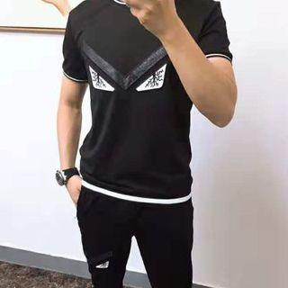 フェンディ(FENDI)のFENDI 上下セット(Tシャツ/カットソー(半袖/袖なし))