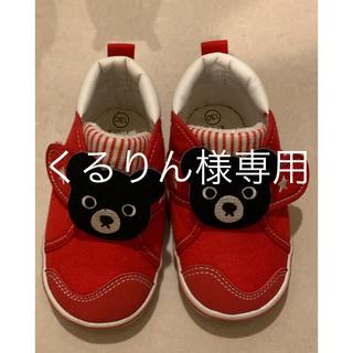 DOUBLE.B - ミキハウス ダブルB 靴 13.0cm