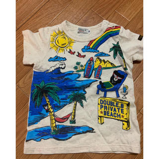 DOUBLE.B - ミキハウス ダブルビー Tシャツ90サイズ
