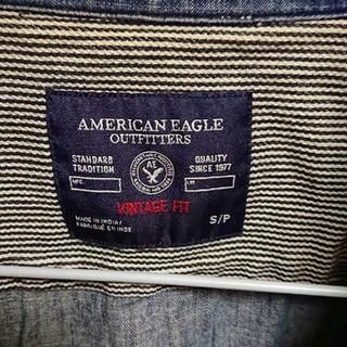 アメリカンイーグル(American Eagle)のGジャン メンズ アメリカンイーグル(Gジャン/デニムジャケット)