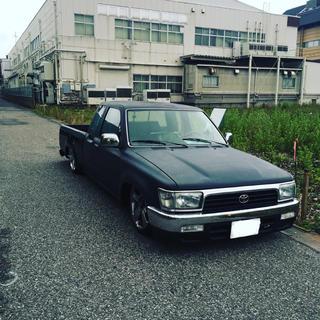 トヨタ - 90ハイラックス 左ハンドル
