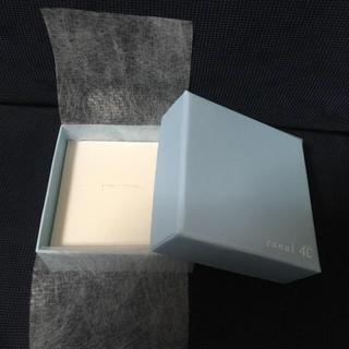 ヨンドシー(4℃)のcanal4°C アクセサリーケース ✨ プレゼント用 などに!(その他)