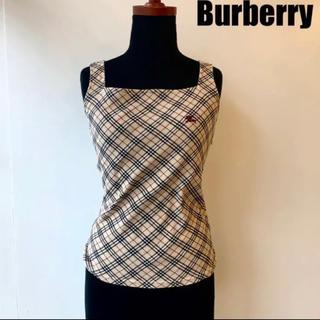BURBERRY - Burberry バーバリー タンクトップ レディース