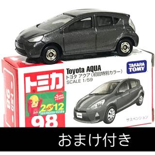 トミカ  トヨタ アクア  初回特別カラー
