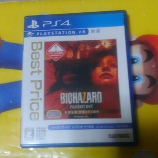 PlayStation4 - バイオハザード7 レジデントイービル ゴールドエディション