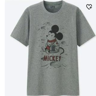 UNIQLO - 新品 ユニクロ ミッキー Tシャツ XL