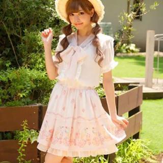 LIZ LISA - LIZ LISAリズリサ アイスクリーム柄スカート