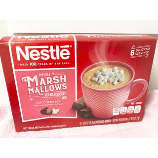 Nestle - Nestleミニマシュマロ ホットココアミックス