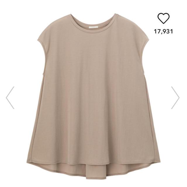 GU(ジーユー)のAラインT レディースのトップス(Tシャツ(長袖/七分))の商品写真
