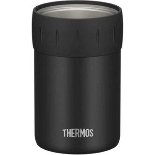 【今日★限定】サーモス 保冷缶ホルダー 350ml缶用 ブラック