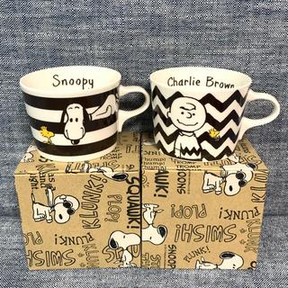 SNOOPY - スヌーピー  ペアマグカップ