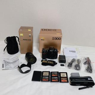 Nikon - NikonD300+Nikon18-200mmズームレンズセット