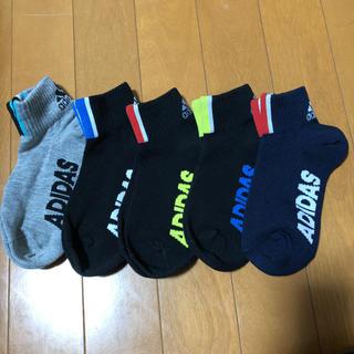 adidas - アディダス くつ下 ソックス 19㎝〜21㎝