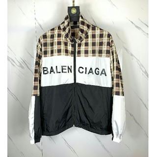バレンシアガ(Balenciaga)のBalenciaga バレンシアガ ジャケット メンズ カコイイ(ナイロンジャケット)