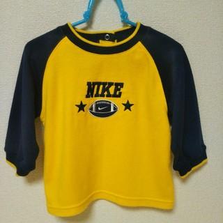 ナイキ(NIKE)のナイキ NIKE ロンT スウェット トレーナー Tシャツ(トレーナー)