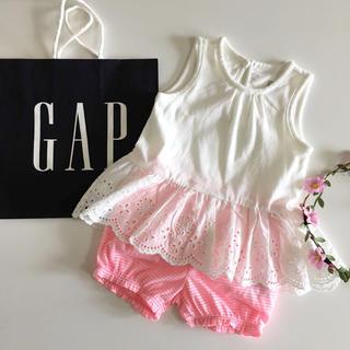 babyGAP - 新品♡baby gap♡ロンパース ショートパンツ/カーターズ ユニクロ 他