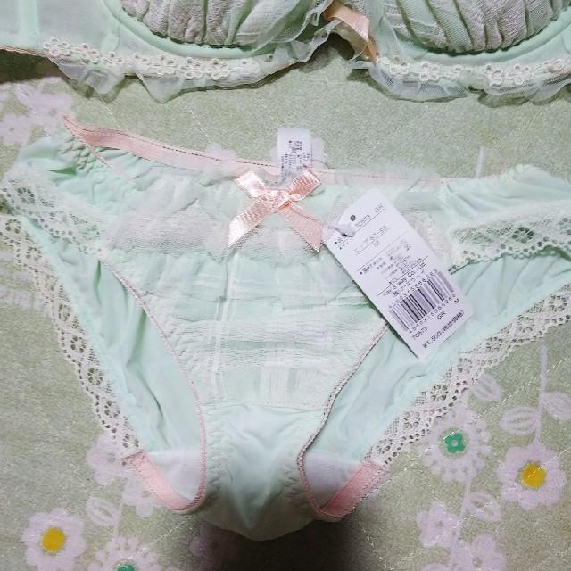 Risa Magli(リサマリ)のリサマリ ブラ ショーツ セット レディースの下着/アンダーウェア(ブラ&ショーツセット)の商品写真