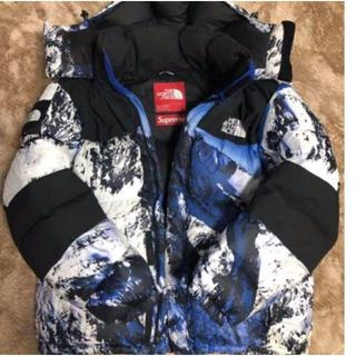 THE NORTH FACE - supreme the north face バルトロ 雪山 M size