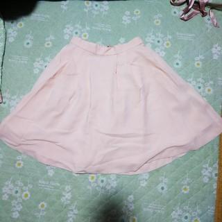 レッセパッセ(LAISSE PASSE)のレッセパッセ スカート サンプル品(ひざ丈スカート)
