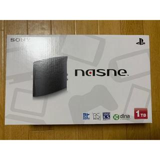 ナスネ(nasne)の[店舗印あり] SONY nasne 1TBモデル CUHJ-15004(その他)