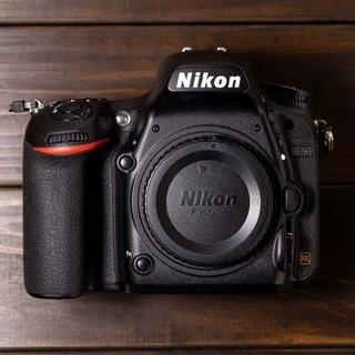 Nikon - 【Nikon/美品】D750(丸窓ファインダー版/5000円相当のおまけつき)