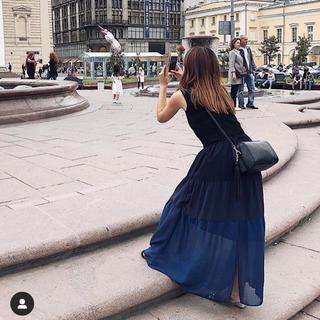 rienda - レオリー♡leory♡マキシスカート