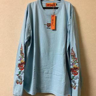 ビームス(BEAMS)のleft alone ロンT Mサイズ《新品未使用》(Tシャツ/カットソー(七分/長袖))