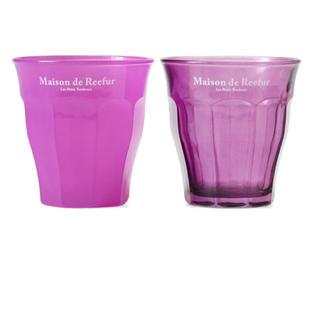 メゾンドリーファー(Maison de Reefur)の2カップ 3色セット(グラス/カップ)