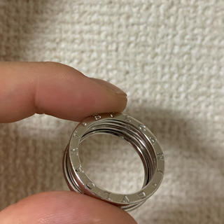 ブルガリ(BVLGARI)のBVLGARI B-zoro1(リング(指輪))