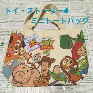 トイ・ストーリー - 【新品!】トイ・ストーリー ミニトートバッグ