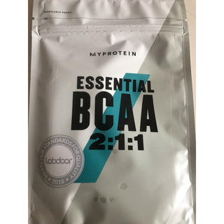 マイプロテイン(MYPROTEIN)のBCAA 250g あずき味 (アミノ酸)