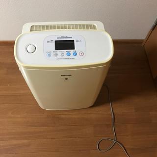 トウシバ(東芝)の【東芝】加湿空気清浄機 CAF-KM16X【格安】(空気清浄器)