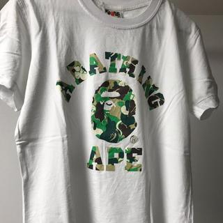 A BATHING APE - ape tシャツ XL